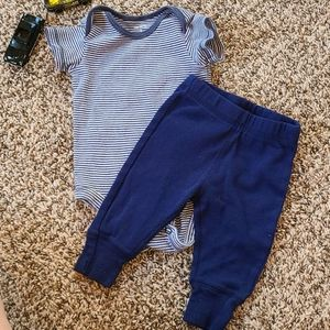 Carter's Baby Boys 0-3M Spring Outfit